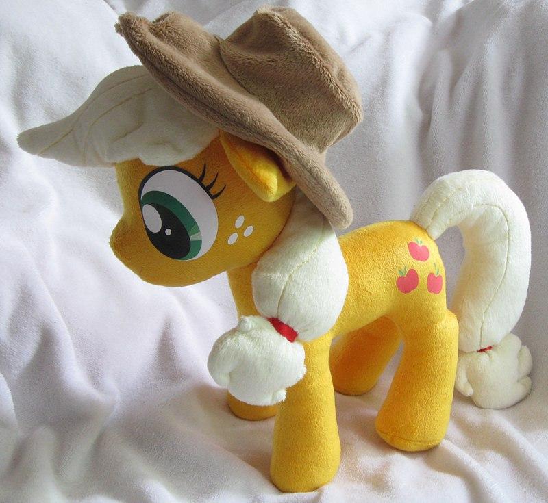Pony con sombrero